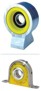 High Impact Center Support Bearings