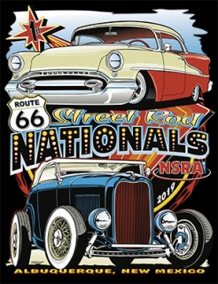 NSRA Route 66 Nationals